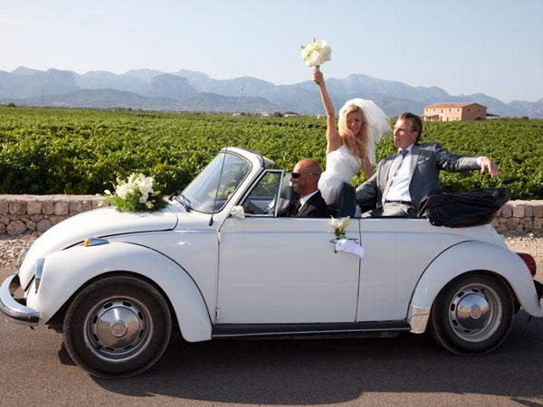 Coches boda