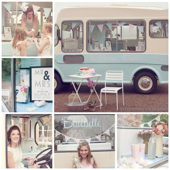 Caravana helados