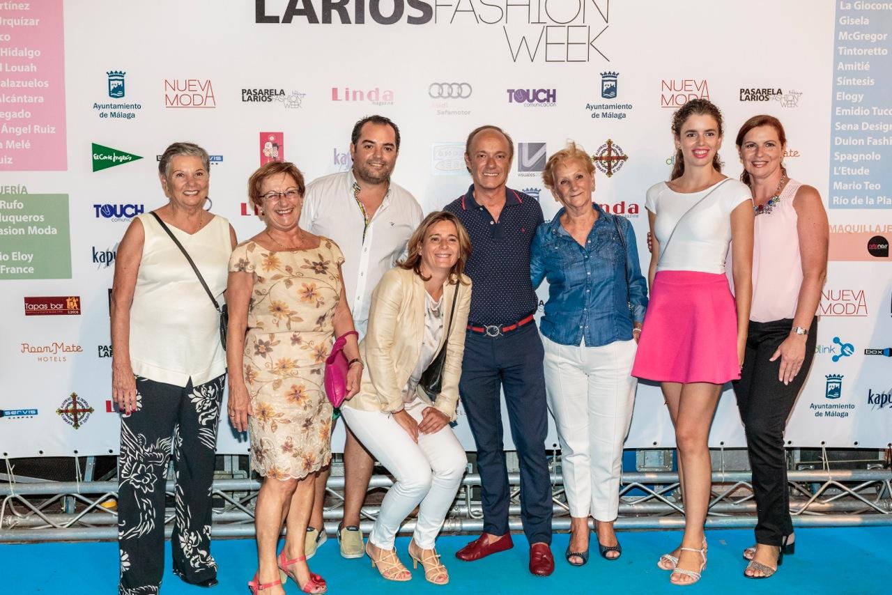 Pasarela Larios Fashion Week Alta Costura