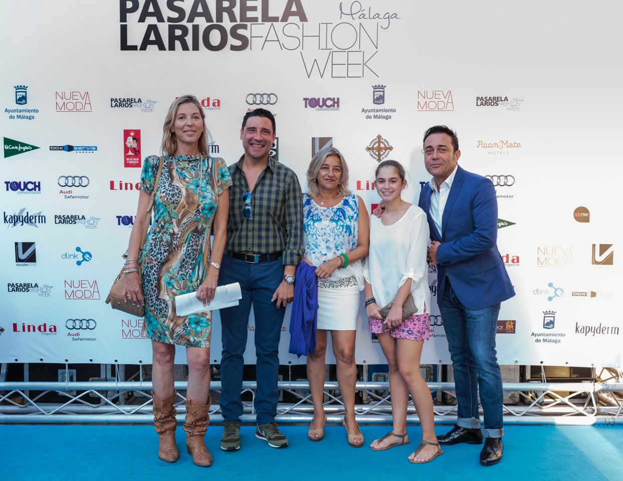 Pasarela Larios Fashion Week Firmas