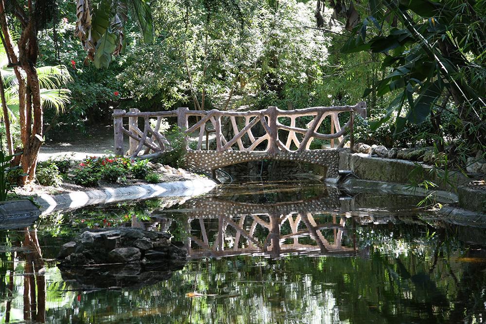 Celebraciones bodas eventos m laga hacienda nadales for Jardines de la hacienda